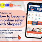 Webinar on How to Become an online seller with Shopee